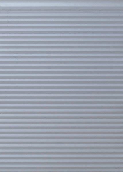 Mikró bordás mintázat, ezüst, sima felület, Ecotor garázskapu panel